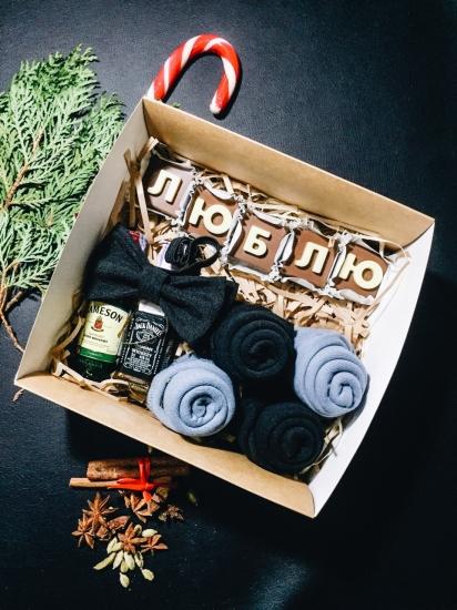 Фото - Подарочный набор Домашний Джек купить в киеве на подарок, цена, отзывы