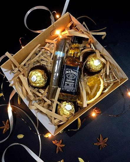 Фото - Подарочный набор Мини Джек купить в киеве на подарок, цена, отзывы
