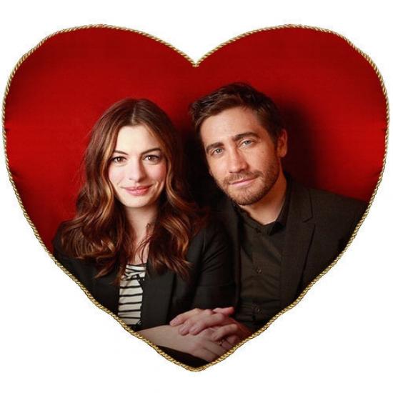 Фото - Подушка-сердце с Вашей фотографией маленькая купить в киеве на подарок, цена, отзывы