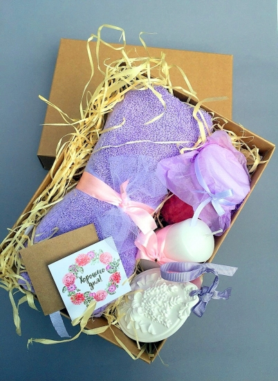 Фото - Подарочный набор Домашний Уют купить в киеве на подарок, цена, отзывы
