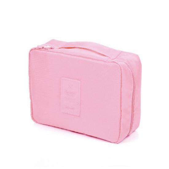 Фото - Органайзер для белья и косметики Liguo travel pink купить в киеве на подарок, цена, отзывы