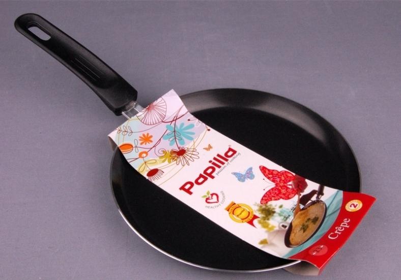 Фото - Сковорода для блинов с антипригарным покрытием 23см купить в киеве на подарок, цена, отзывы