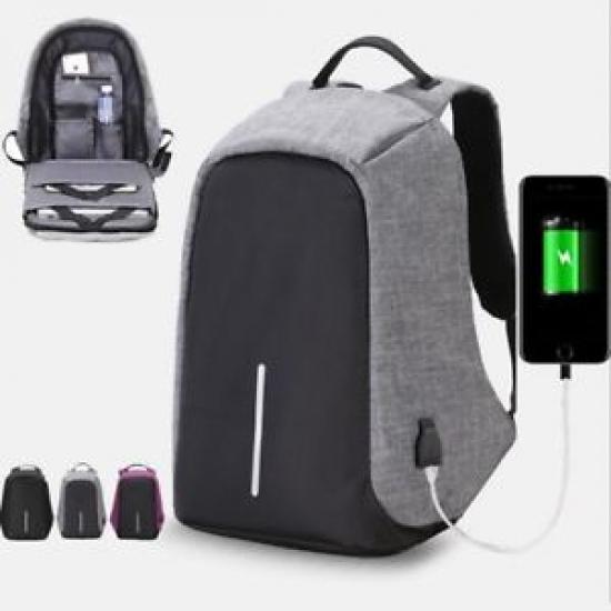 96ee662b2f75 Фото - Рюкзак Bobby bag 1 антивор с usb купить в киеве на подарок, цена