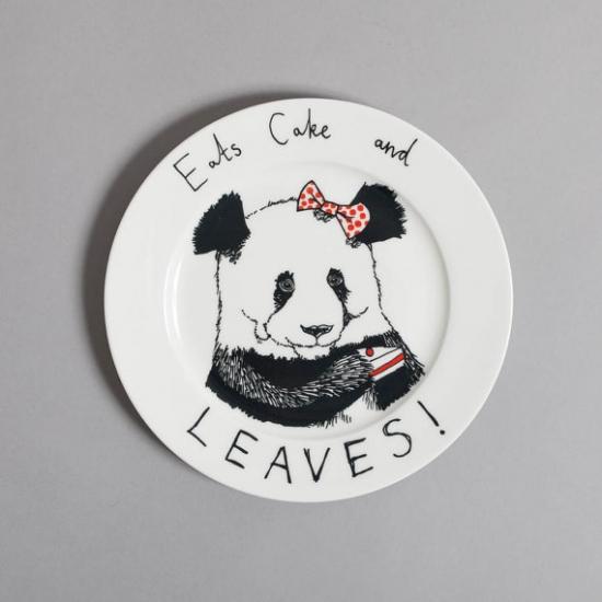 Фото - Тарелка Люблю тортики купить в киеве на подарок, цена, отзывы