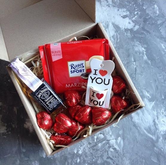 Фото - Подарочный набор Mini Love купить в киеве на подарок, цена, отзывы