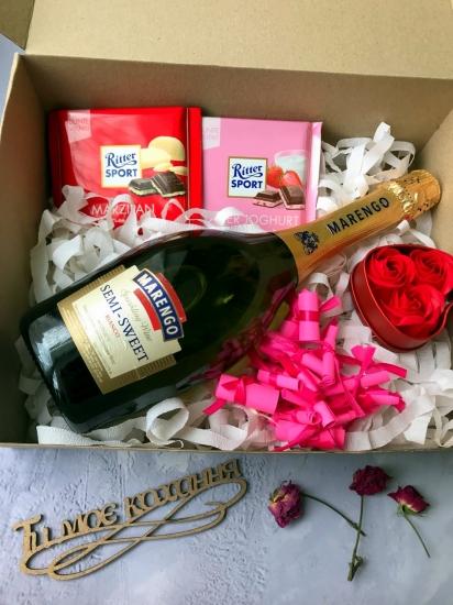 Фото - Подарочный набор Sweet Love купить в киеве на подарок, цена, отзывы
