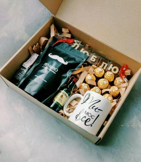 Фото - Подарочный набор Ты моё все купить в киеве на подарок, цена, отзывы
