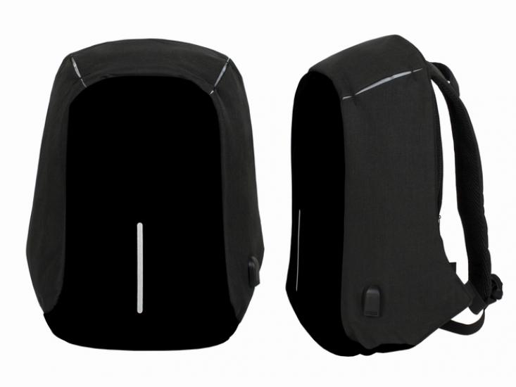 Фото - Рюкзак Dasfour USB Black купить в киеве на подарок, цена, отзывы