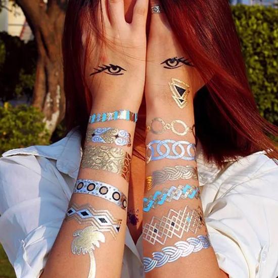 Фото - Временная татуировка  купить в киеве на подарок, цена, отзывы