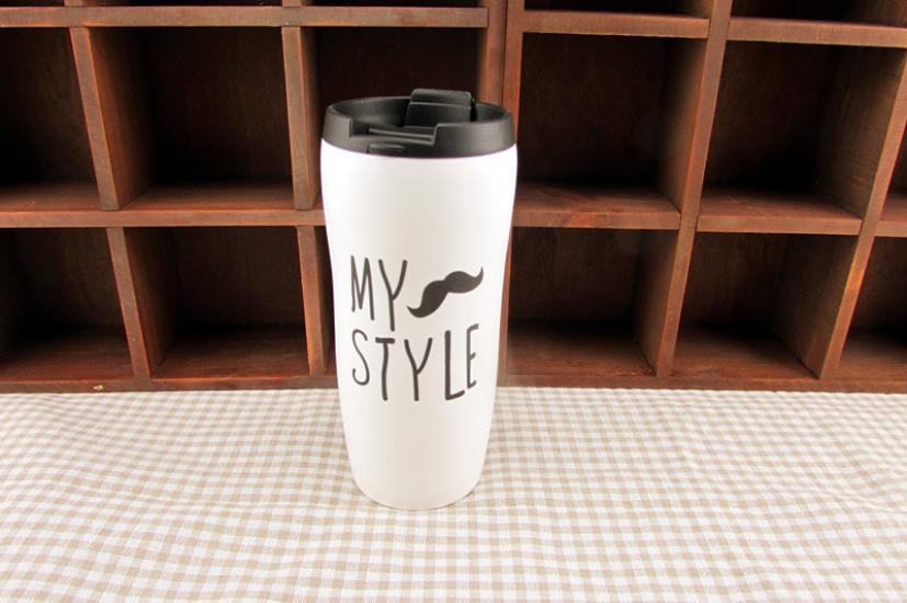 Фото - Керамическая чашка My style купить в киеве на подарок, цена, отзывы