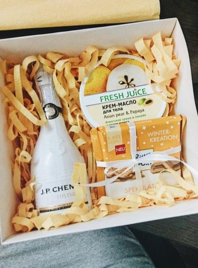 Фото - Подарочный набор Fresh Juice купить в киеве на подарок, цена, отзывы