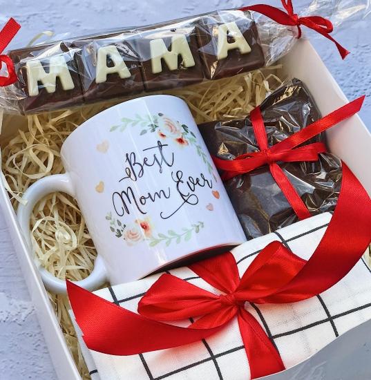 Фото - Подарочный набор Любимой Мамочке купить в киеве на подарок, цена, отзывы