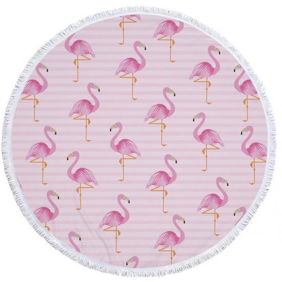 Фото - Пляжный коврик Tender Flamingo купить в киеве на подарок, цена, отзывы