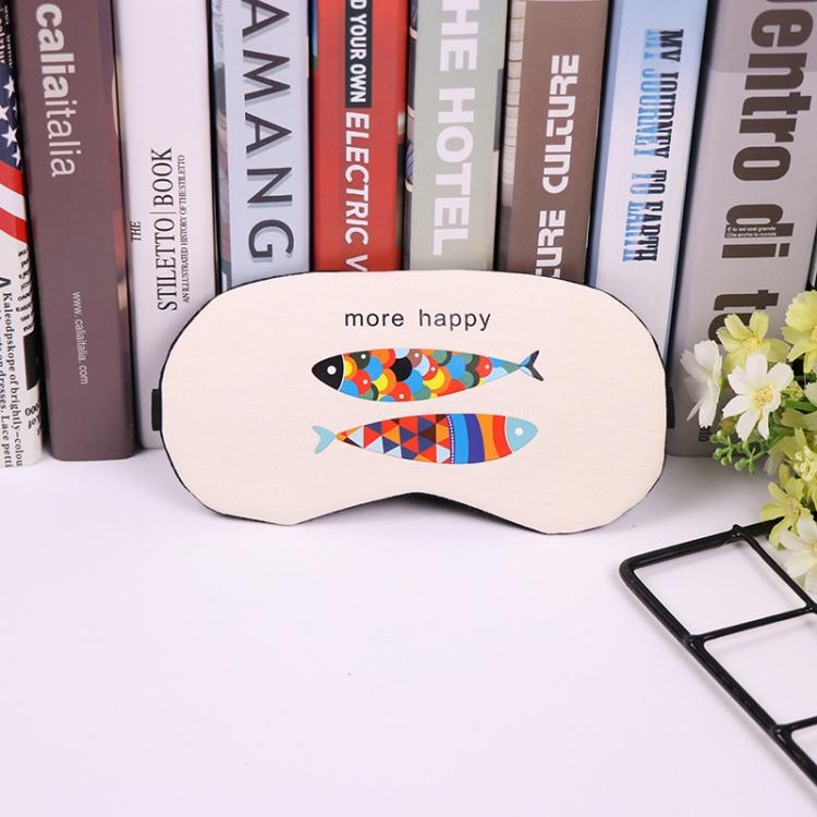 Фото - Маска для сна Счастье (beige) купить в киеве на подарок, цена, отзывы