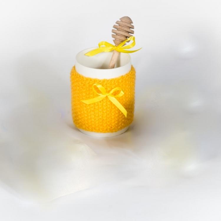 Фото - Теплушка желтая купить в киеве на подарок, цена, отзывы