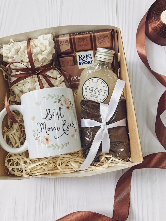 Фото - Подарочный набор Best Mam Ever купить в киеве на подарок, цена, отзывы