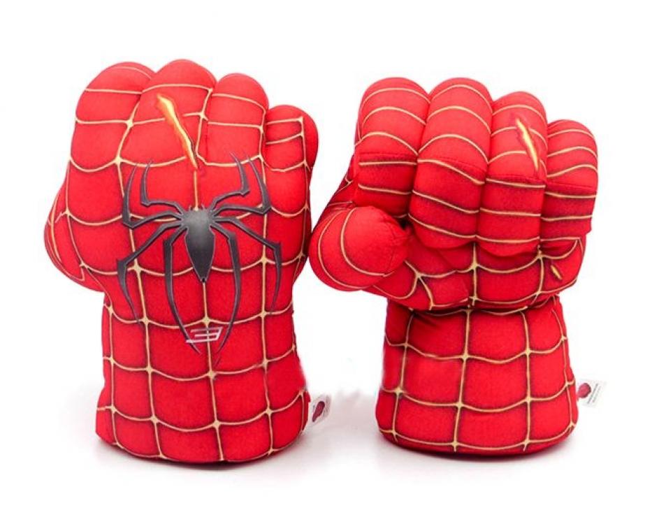 Фото - Перчатки Руки Человека Паука купить в киеве на подарок, цена, отзывы