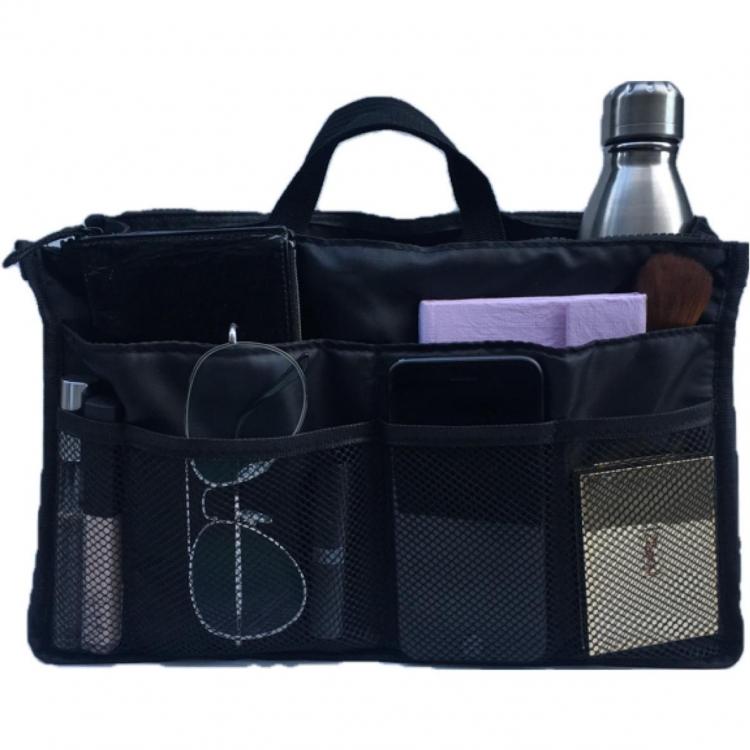 Фото - Органайзер Bag in bag maxi темно синий купить в киеве на подарок, цена, отзывы