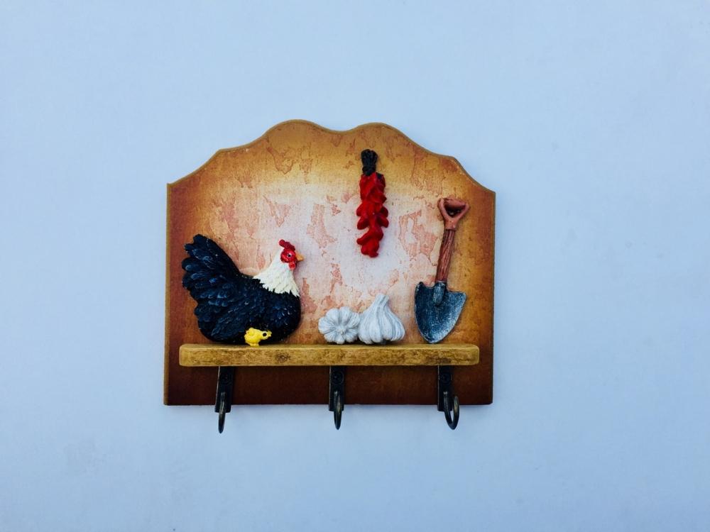 Фото - Вешалка Кухонный домик купить в киеве на подарок, цена, отзывы