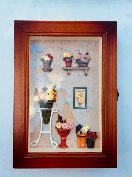 Фото - Ключница Домашний Уют купить в киеве на подарок, цена, отзывы