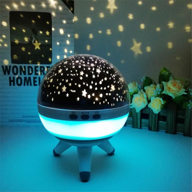 Фото - Проектор звездного неба Космический Шар White купить в киеве на подарок, цена, отзывы