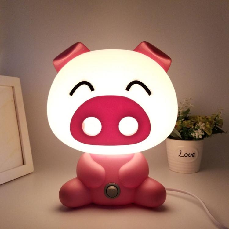 Фото - Светильник ночник Свинка купить в киеве на подарок, цена, отзывы