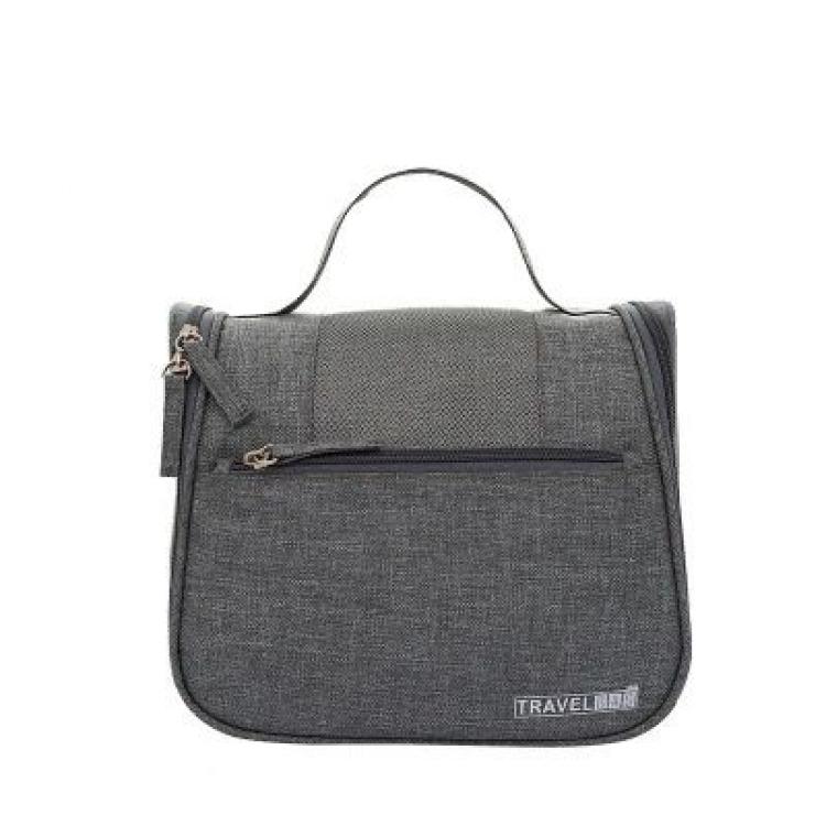 Фото - Дорожный подвесной органайзер для косметики Travel bag Grey купить в киеве на подарок, цена, отзывы