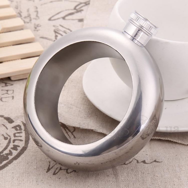 Фото - Фляга браслет на руку 112мл купить в киеве на подарок, цена, отзывы