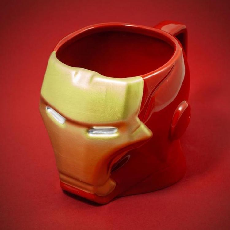 Фото - Чашка Железный человек (Iron Man Marvell) купить в киеве на подарок, цена, отзывы