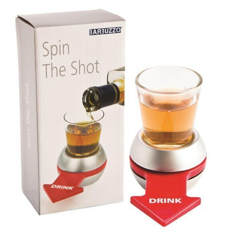 Фото - Алкогольная настольная игра рюмка-рулетка со стрелкой купить в киеве на подарок, цена, отзывы