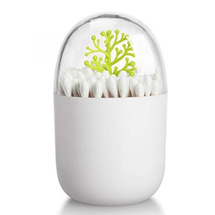 Фото - Контейнер для ватных палочек Дерево купить в киеве на подарок, цена, отзывы