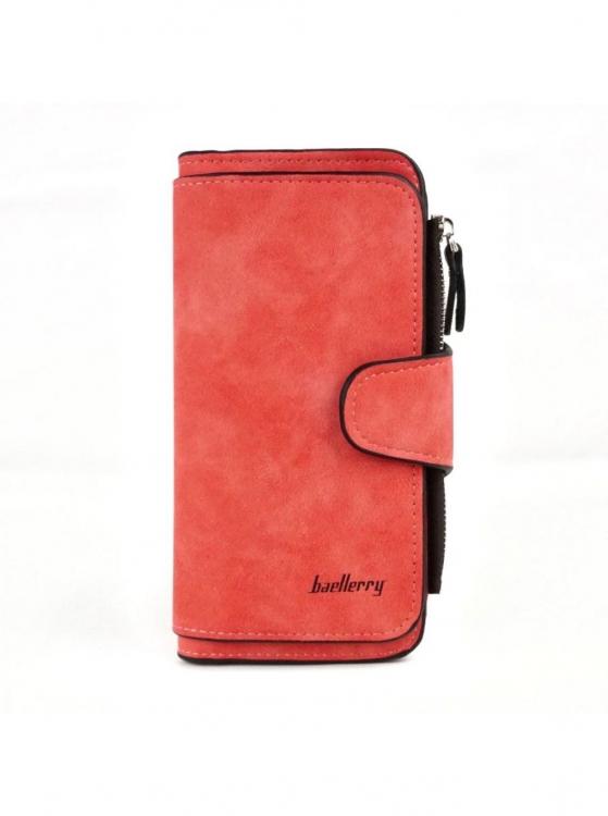 Фото - Женское портмоне Baellerry Forever (Красный) купить в киеве на подарок, цена, отзывы