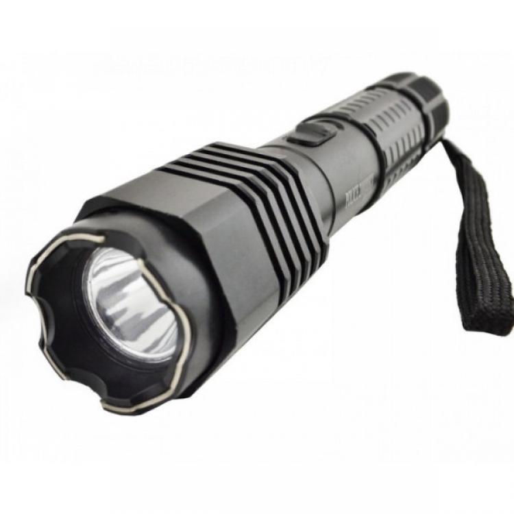 Фото - Тактический фонарик электрошокер Police BL-1103 Черный купить в киеве на подарок, цена, отзывы