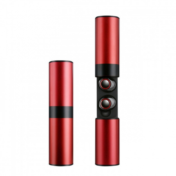 Фото - Беспроводные наушники Air Pro TWS-S2 (Red) купить в киеве на подарок, цена, отзывы