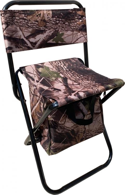 Фото - Стул раскладной камуфляжный с сумкой Warrior  купить в киеве на подарок, цена, отзывы