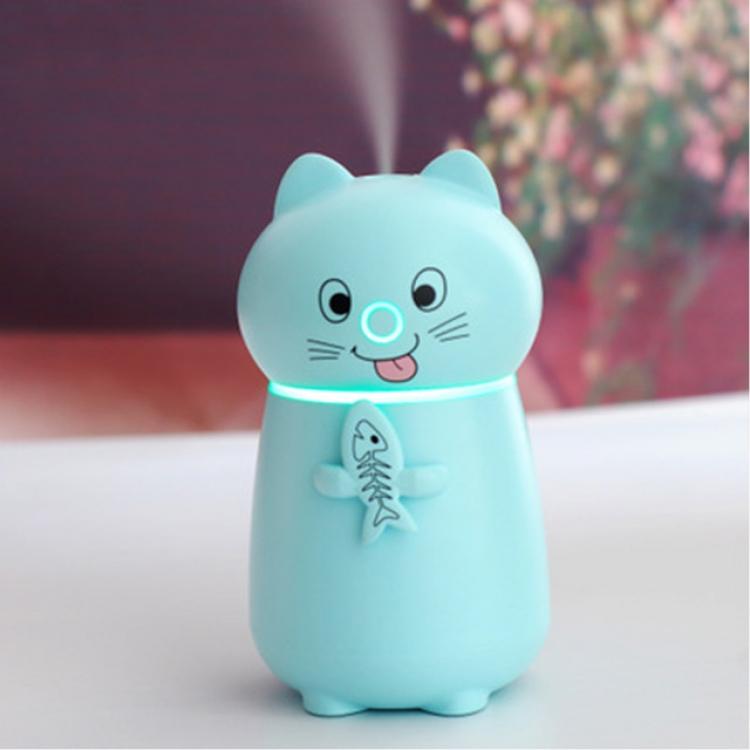 Фото - Увлажнитель воздуха humidifier Cat Blue купить в киеве на подарок, цена, отзывы