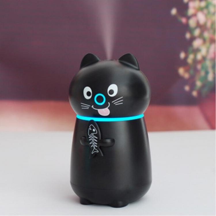 Фото - Увлажнитель воздуха humidifier Cat Black купить в киеве на подарок, цена, отзывы