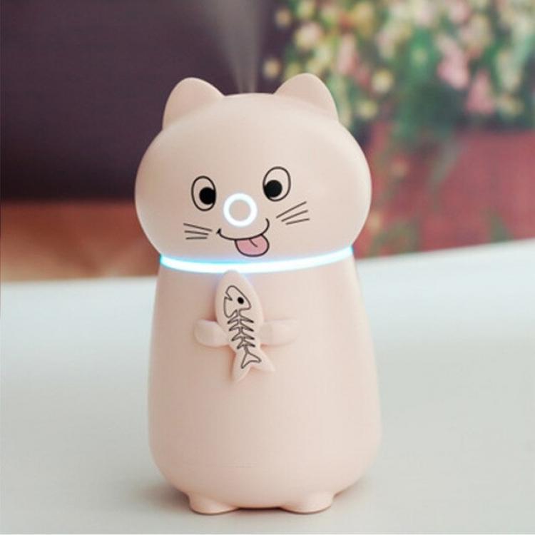 Фото - Увлажнитель воздуха humidifier Cat Pink купить в киеве на подарок, цена, отзывы