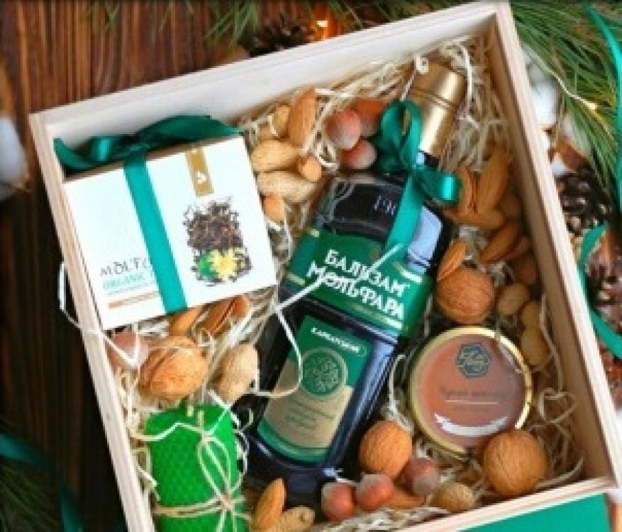 Фото - Подарочный набор Подарок от Мольфара купить в киеве на подарок, цена, отзывы