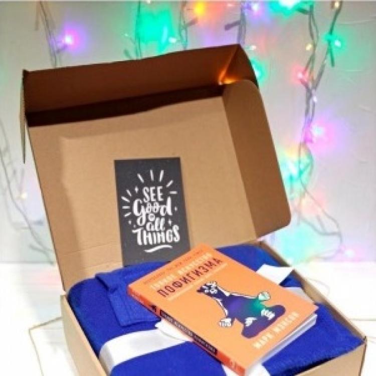Фото - Подарочный набор Релакс купить в киеве на подарок, цена, отзывы