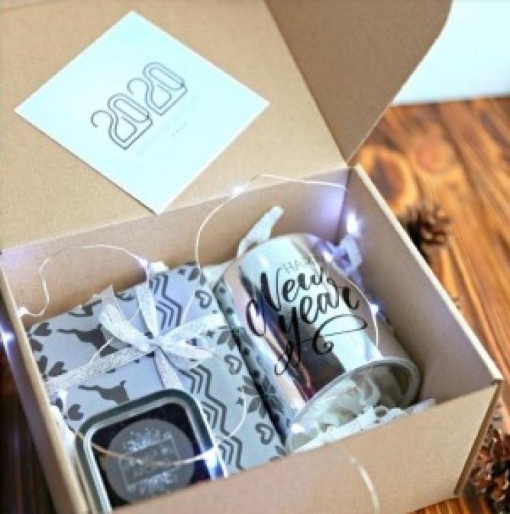 Фото - Подарочный набор Silver power купить в киеве на подарок, цена, отзывы