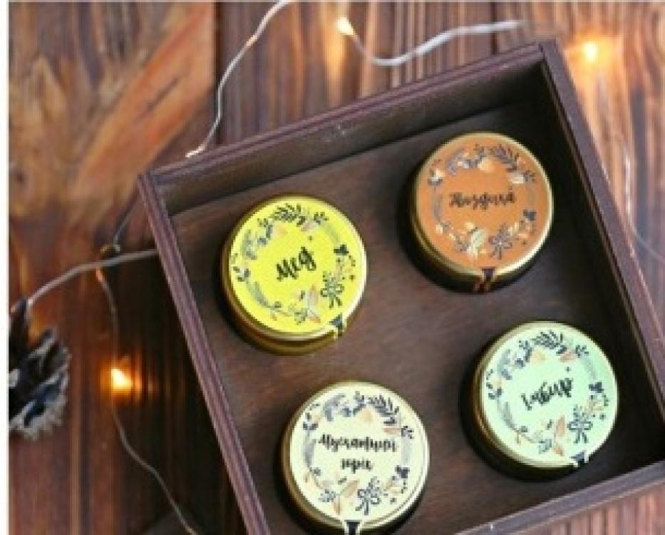 Фото - Подарочный набор Глинтвейн бокс купить в киеве на подарок, цена, отзывы