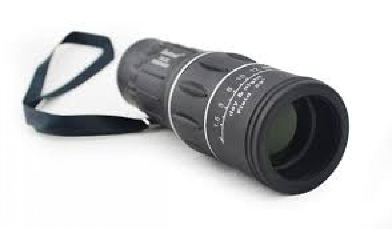 Фото - Компактный монокуляр Bushnell 16-ти кратное увеличение купить в киеве на подарок, цена, отзывы