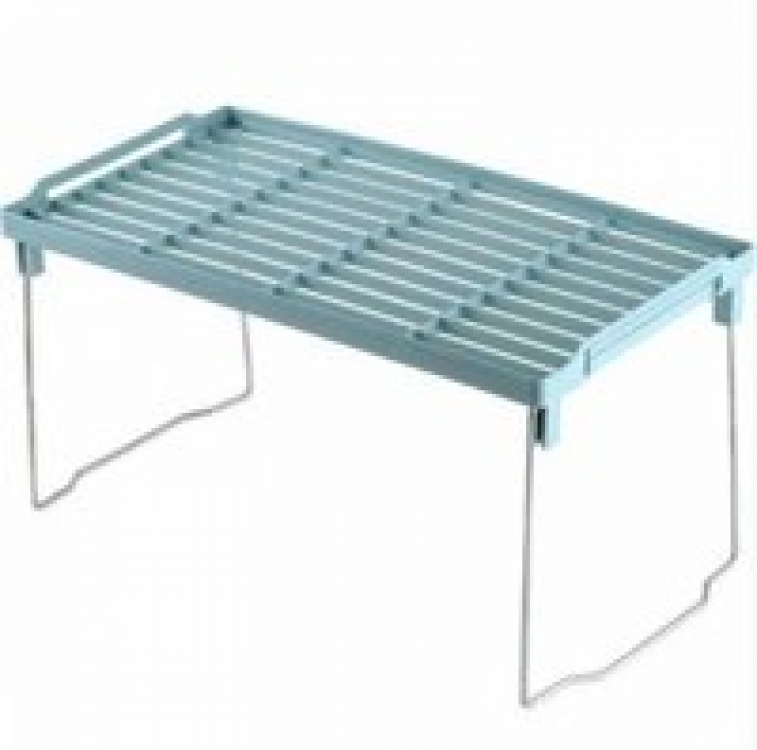 Фото - Складная Полка - столик, подставка, стеллаж 31х19,5 (Зеленый) купить в киеве на подарок, цена, отзывы