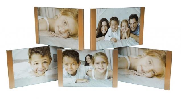 Фото - Мультирамка Gold на 5 фото купить в киеве на подарок, цена, отзывы