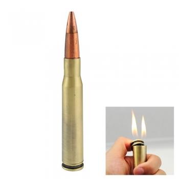 Фото - Зажигалка патрон (пуля) купить в киеве на подарок, цена, отзывы