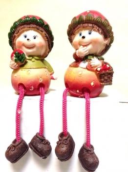 Фото - Домовичек Клубника маленький купить в киеве на подарок, цена, отзывы