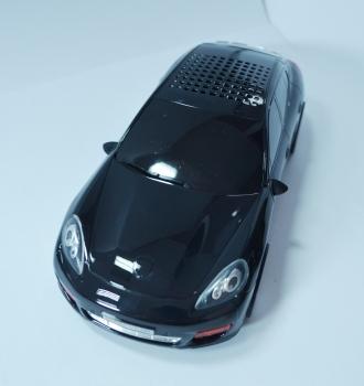 Фото - Колонка - Машинка Porsche Panamera (колонка, плеер mp3, радио) купить в киеве на подарок, цена, отзывы