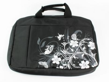 Фото - Сумка для ноутбука НР Wildfield Черная купить в киеве на подарок, цена, отзывы
