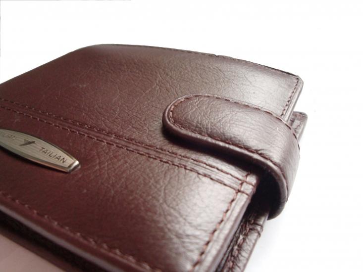 Фото - Мужской портмоне TAILIAN m001 купить в киеве на подарок, цена, отзывы